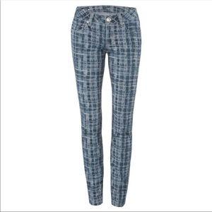 CABi Gris skinny jeans